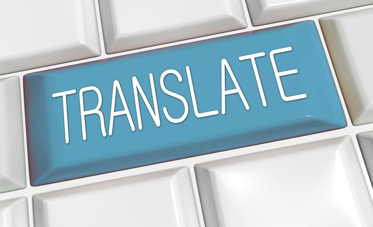 Blog in mehreren Sprachen